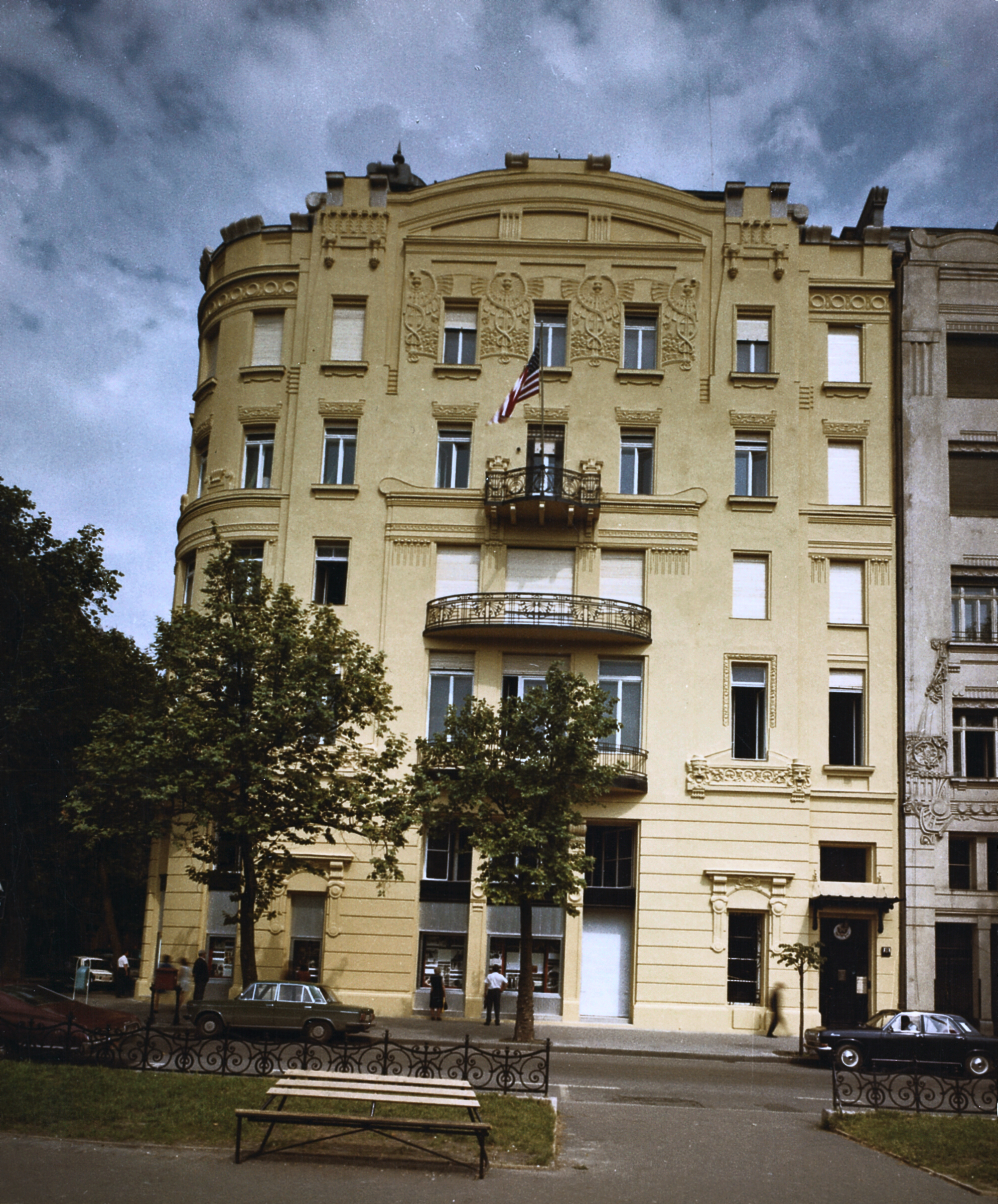 Budapest - Chancery Office Building
