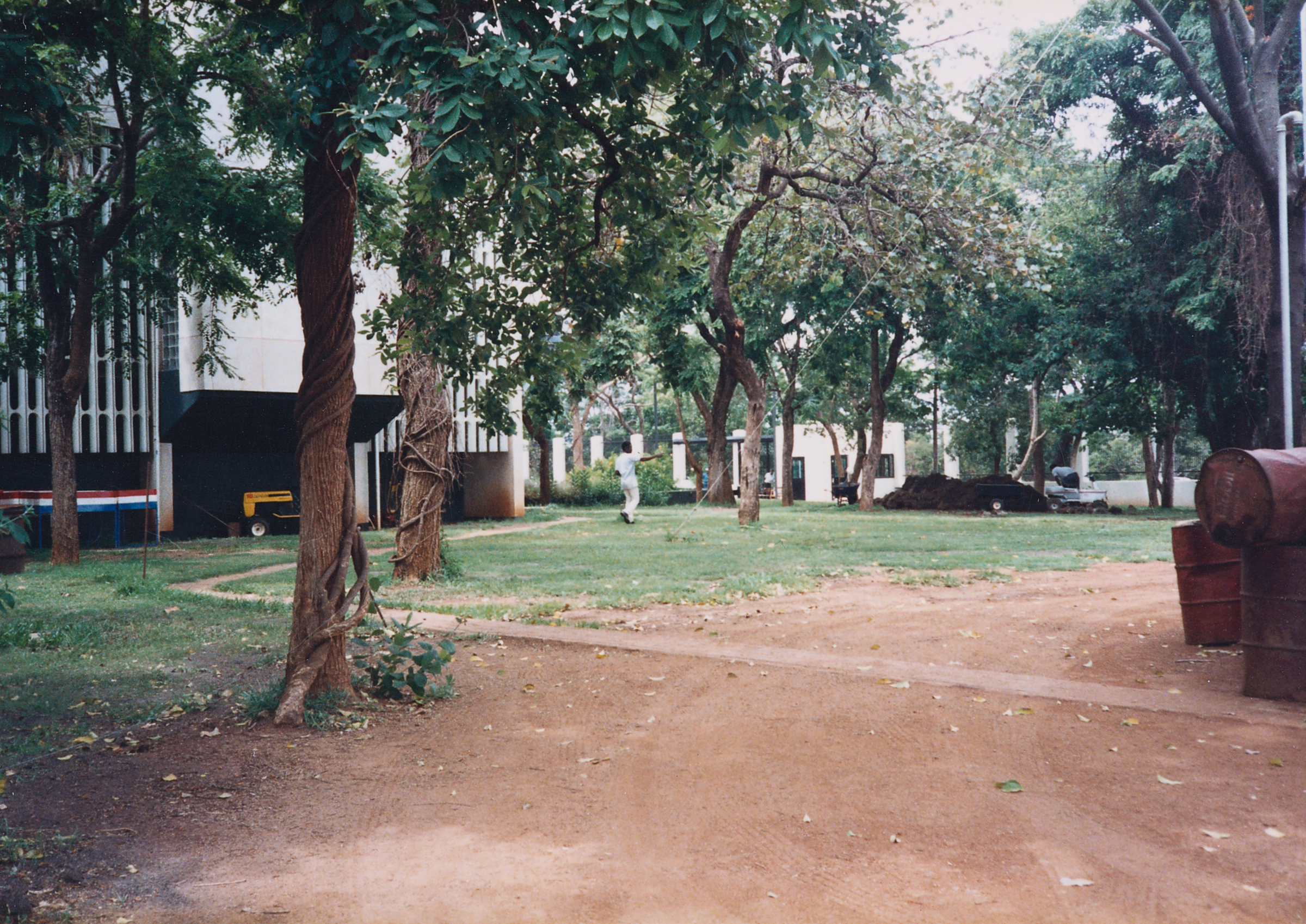 Lilongwe - Chancery Office Building - 1988
