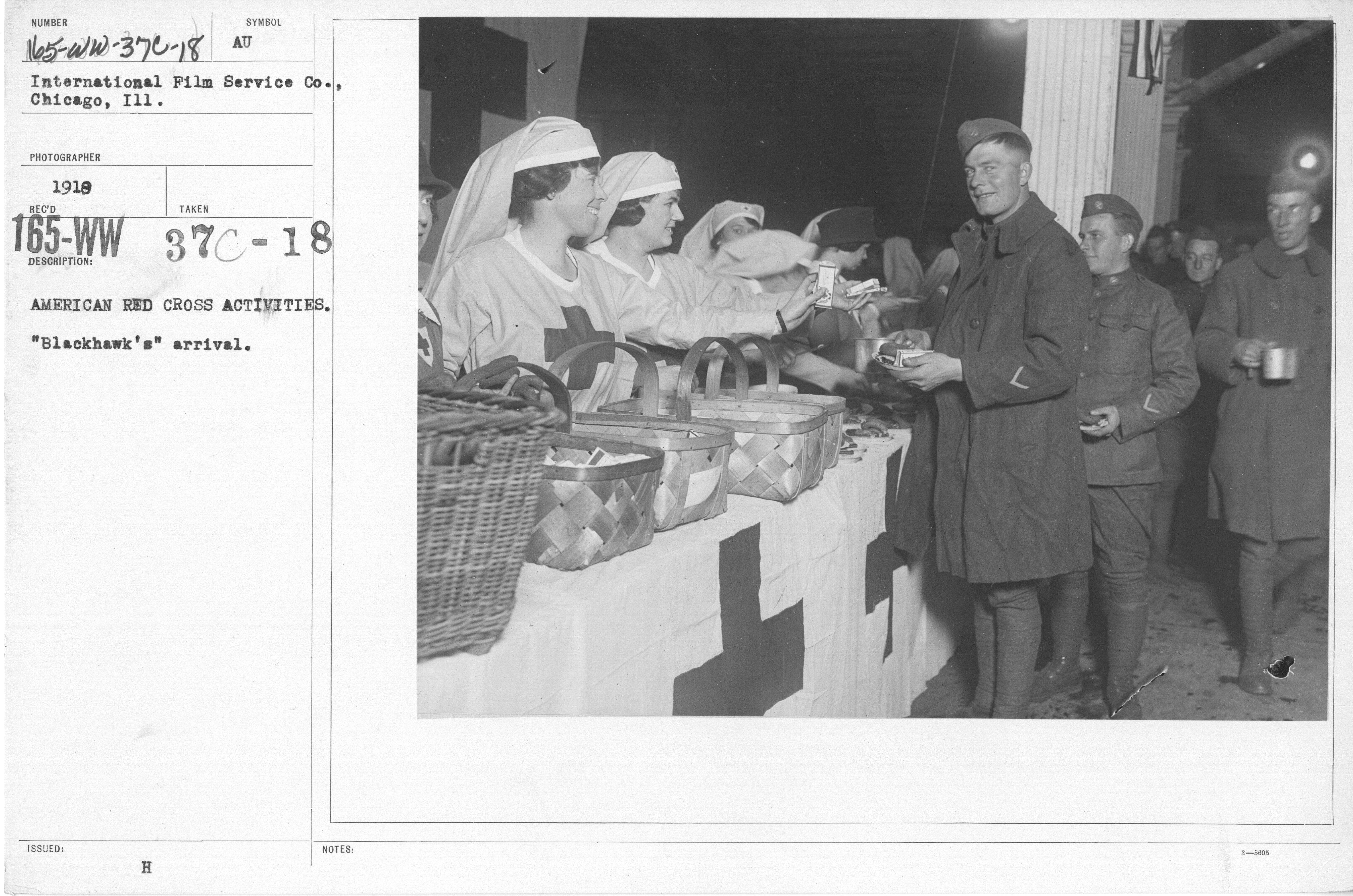 American Red Cross - Refreshments - American Red Cross Activities.