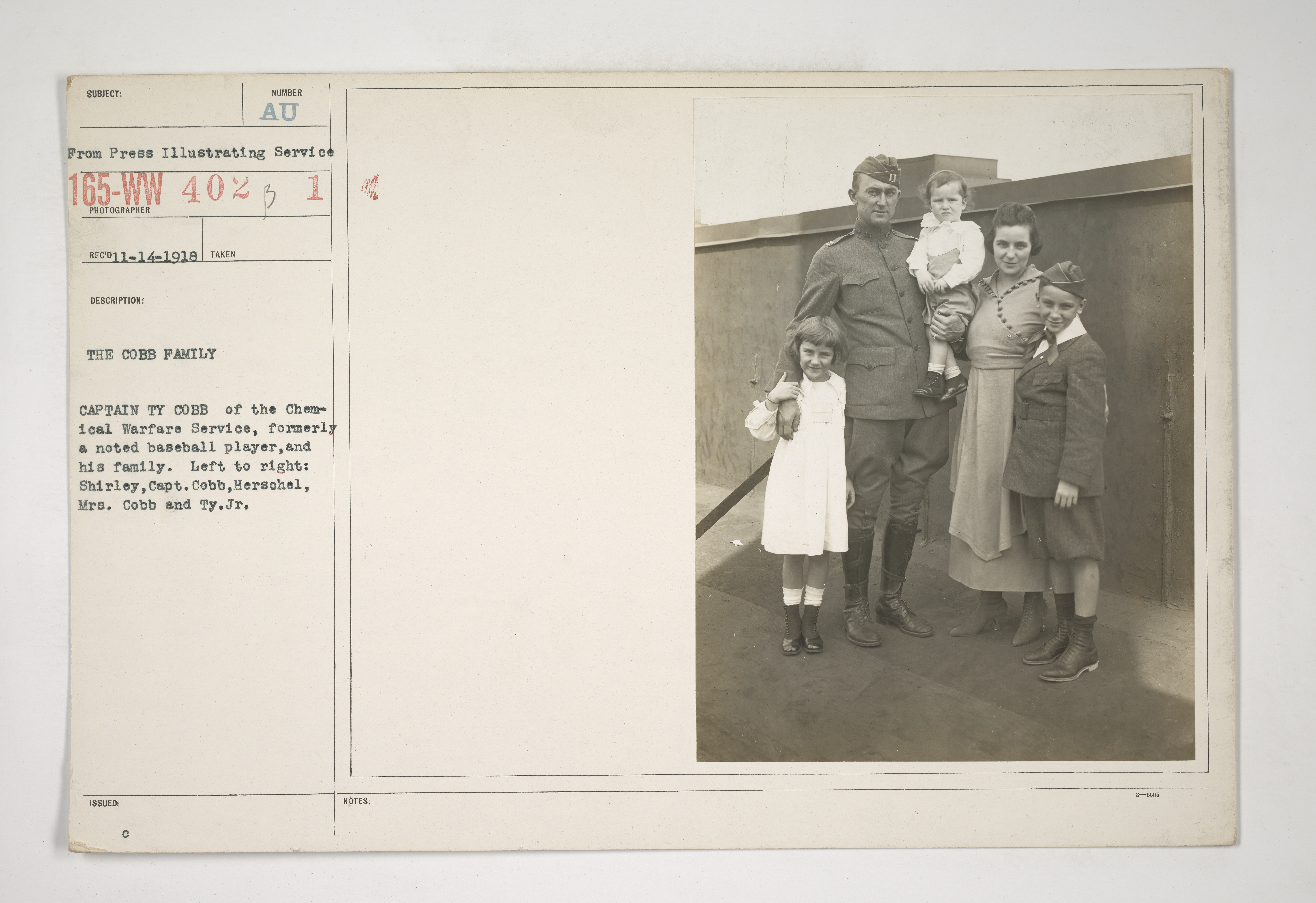 Personnel - Cobb through Cushing [165-WW-402B-1]