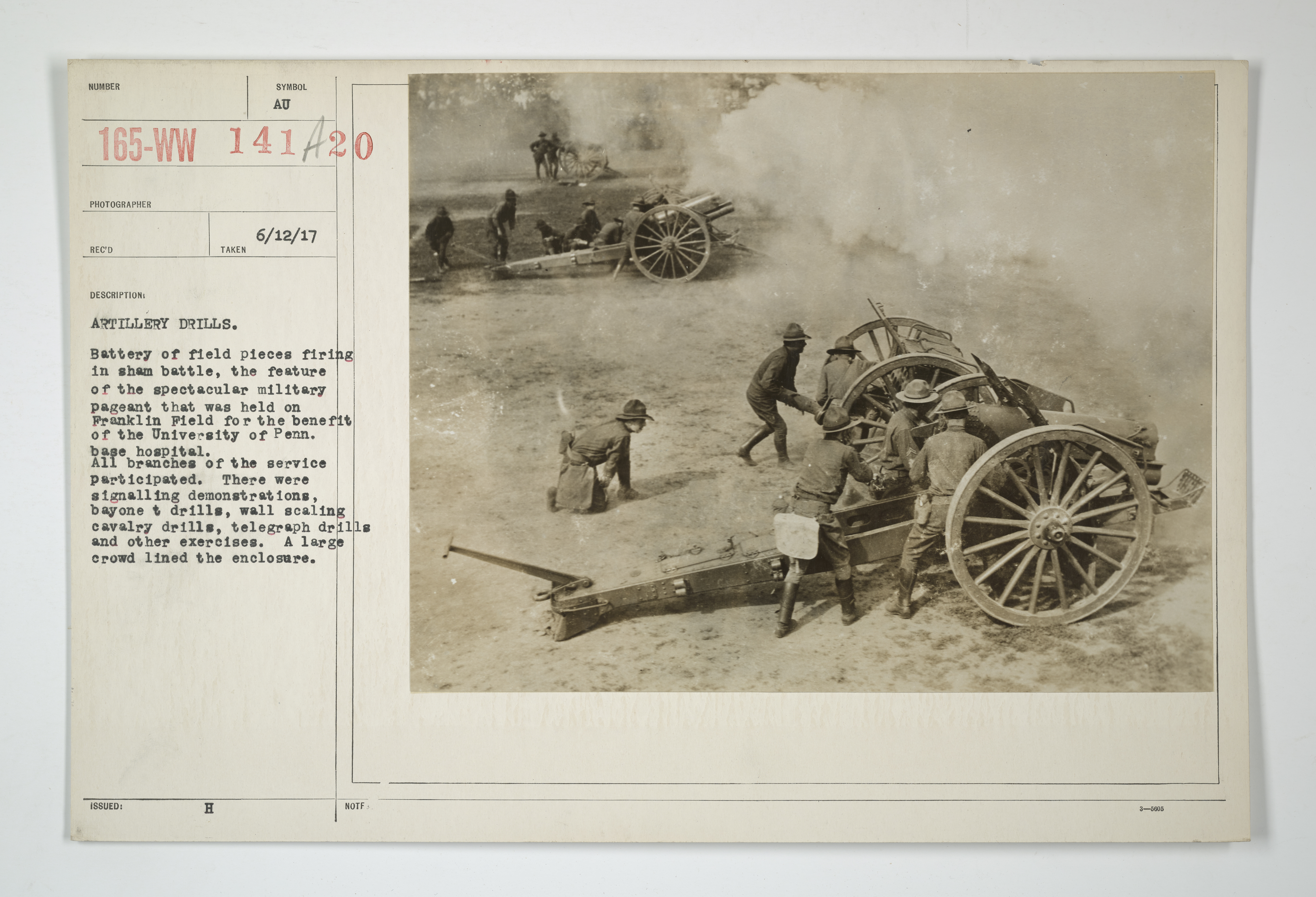 Drills - Artillery - Field - Firing - Artillery drills
