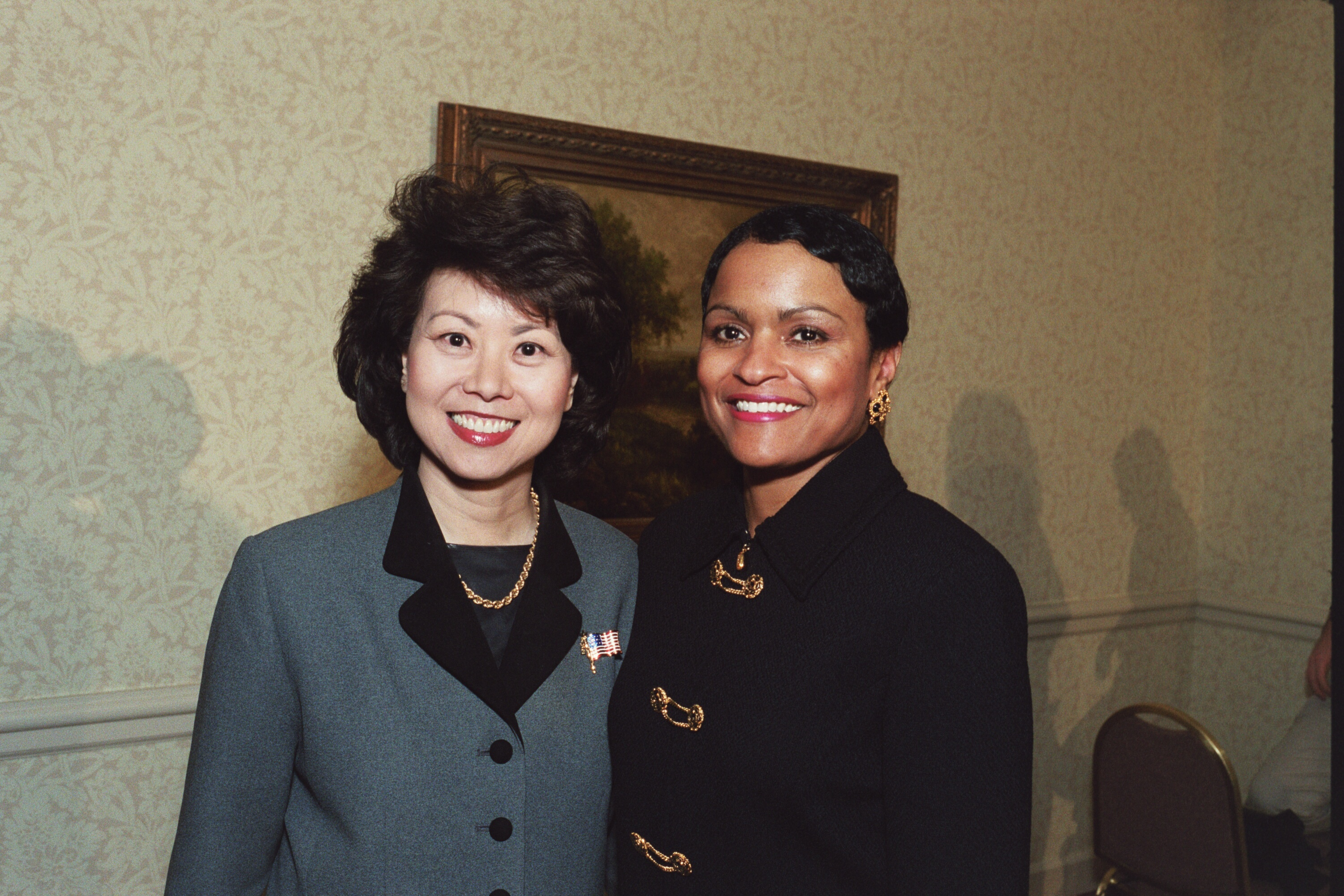 Office of the Secretary - Secretary Elaine Chao attending Women in Government Relations Luncheon