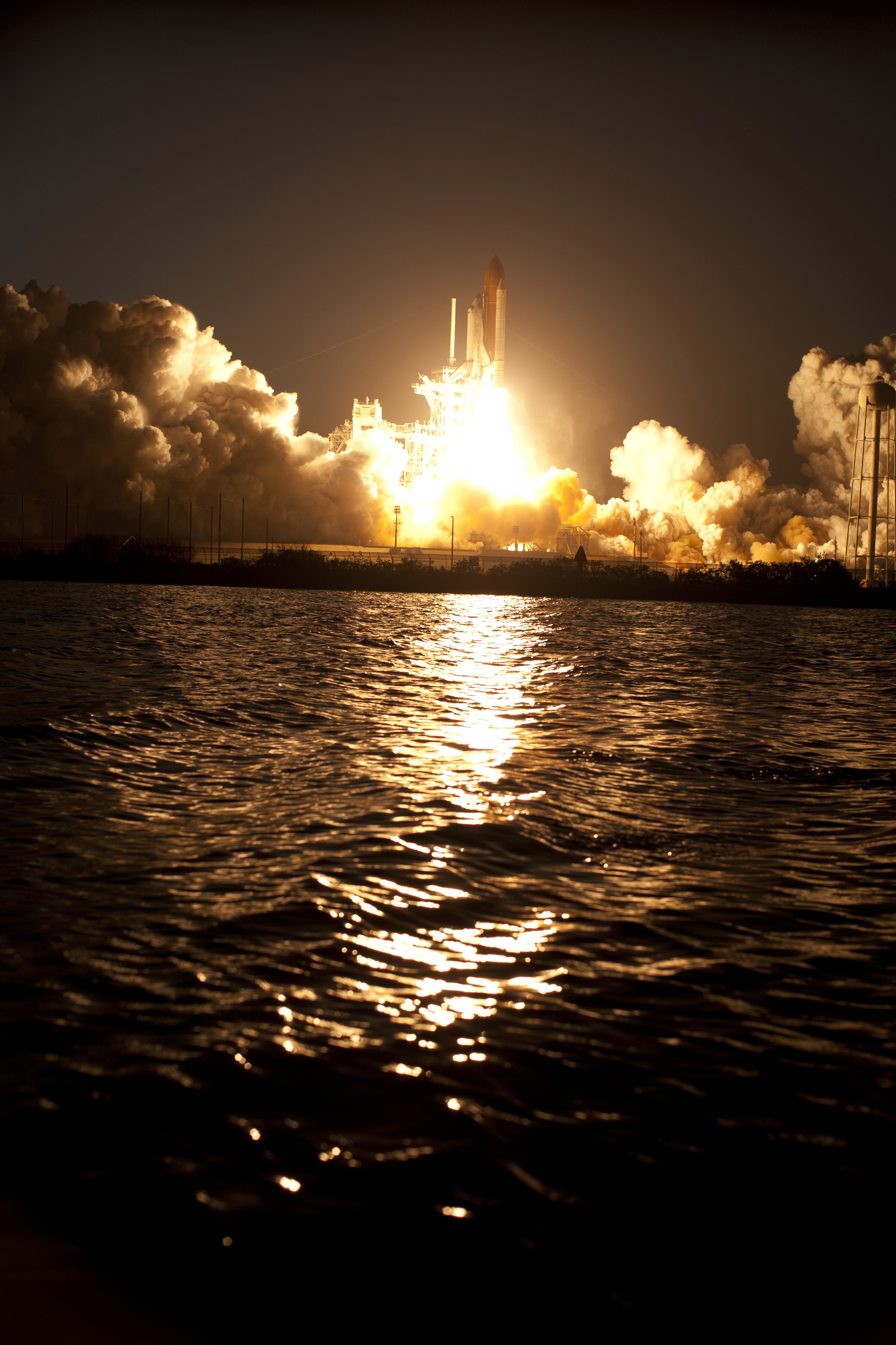 STS-119 - LAUNCH