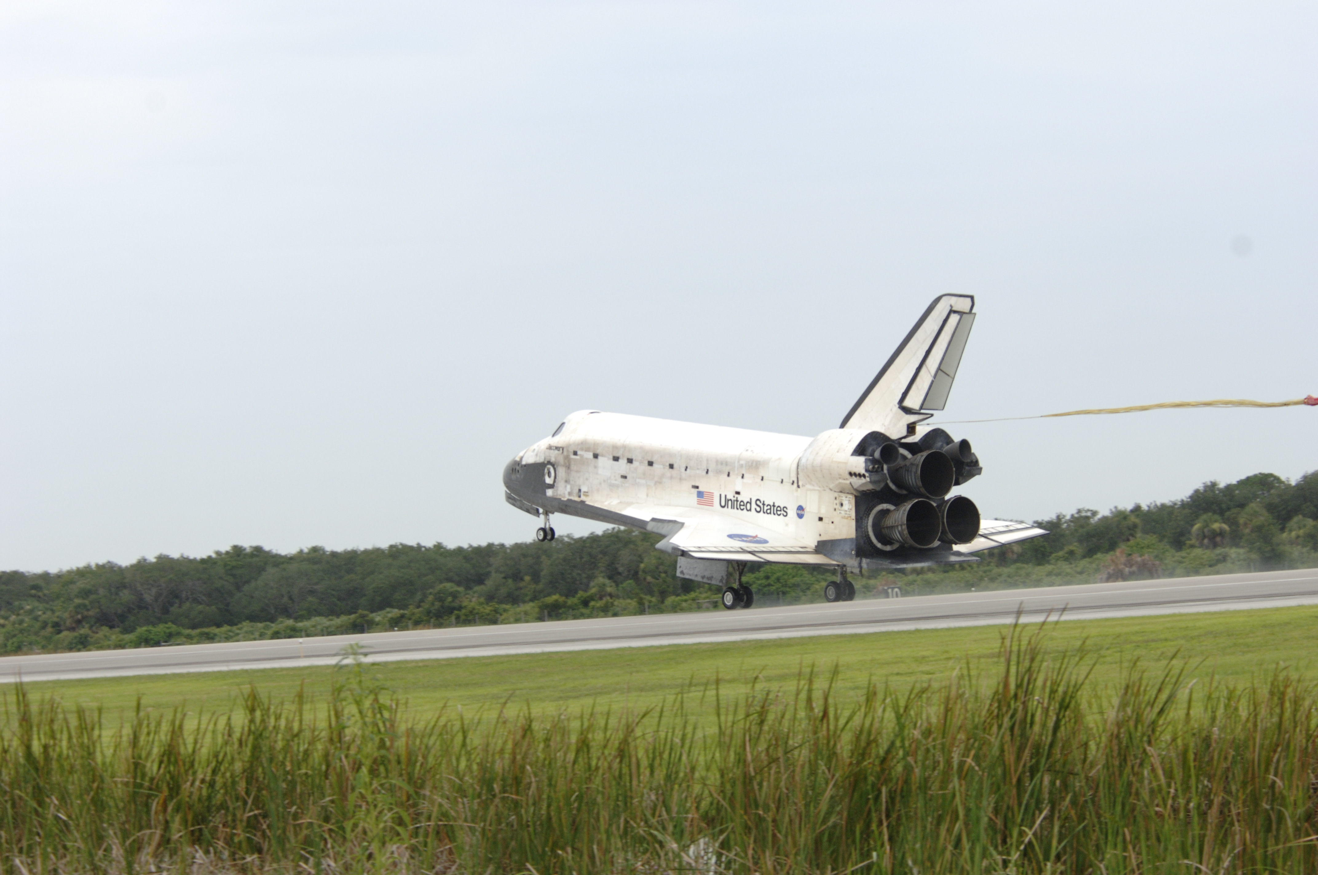 STS-121 - EOM