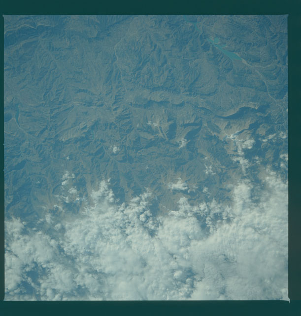 S09-46-1751 - STS-009 - Earth observations taken by the STS-9 crew