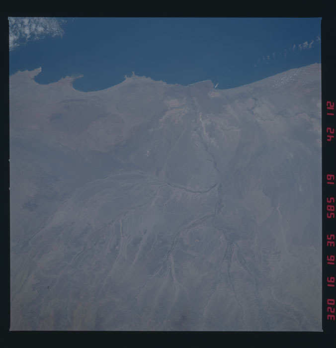 51A-42-112 - STS-51A - 51A earth observations