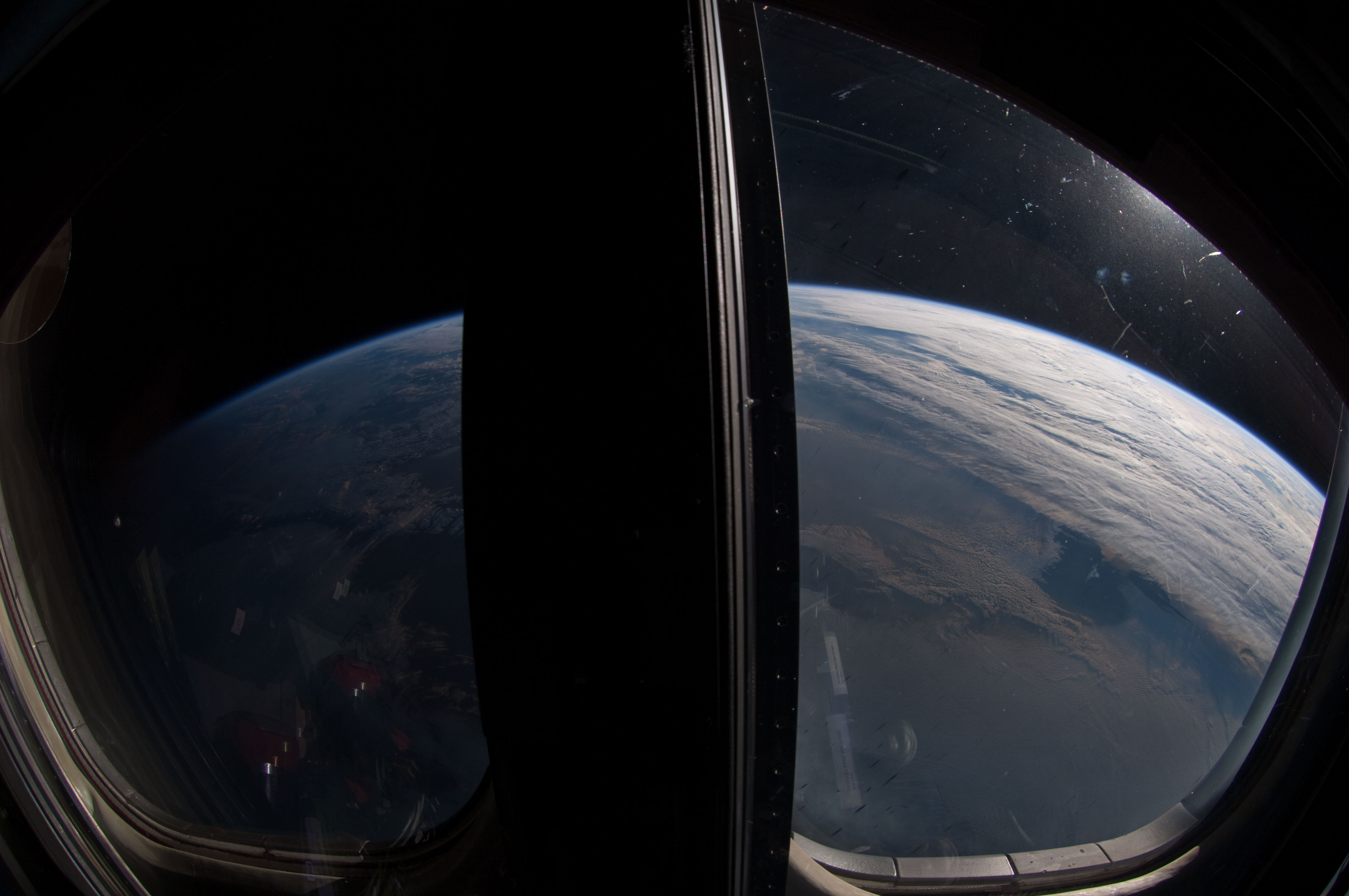S126E026811 - STS-126 - Earth Observations taken by STS-126 Crewmember