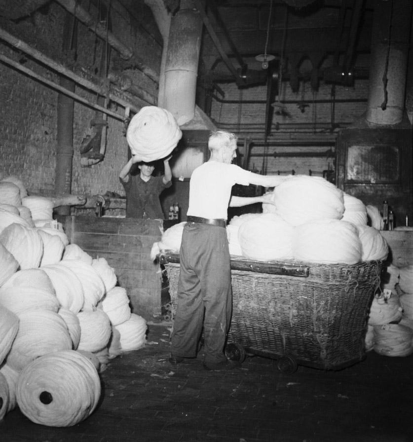 Wool Industry] - [Roubaix Wool Industry