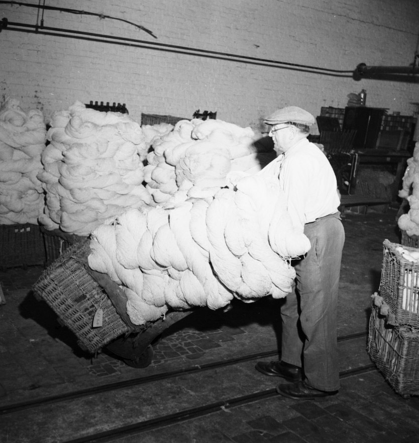 Wool Industry] - [Roubaix Wool Industry